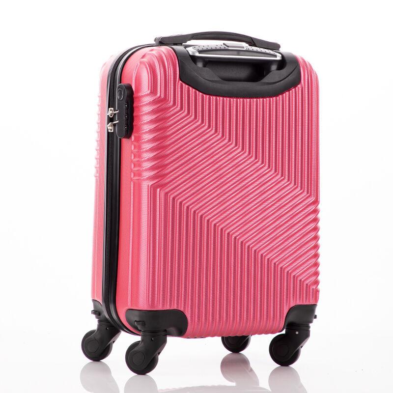 fcaa83ad1e2f LEONARDO DA VINCI Bőrönd kabin méret ÚJ WIZZAIR méret + ajándék táska AKCIÓ