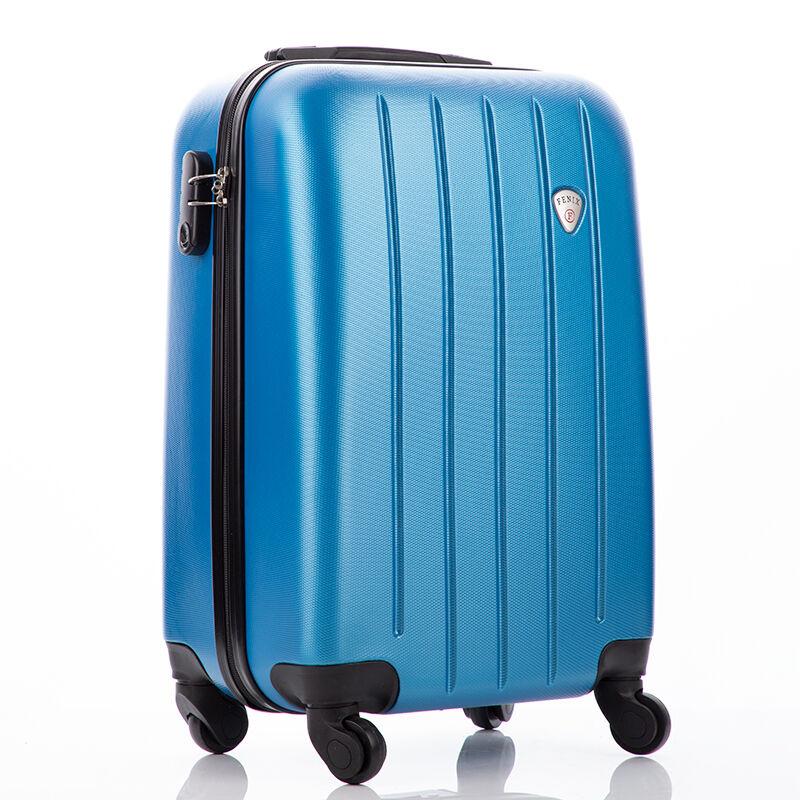 b6b587362f03 FENIX Bőrönd kabin méret ÚJ WIZZAIR méret+ ajándék táska AKCIÓ ...
