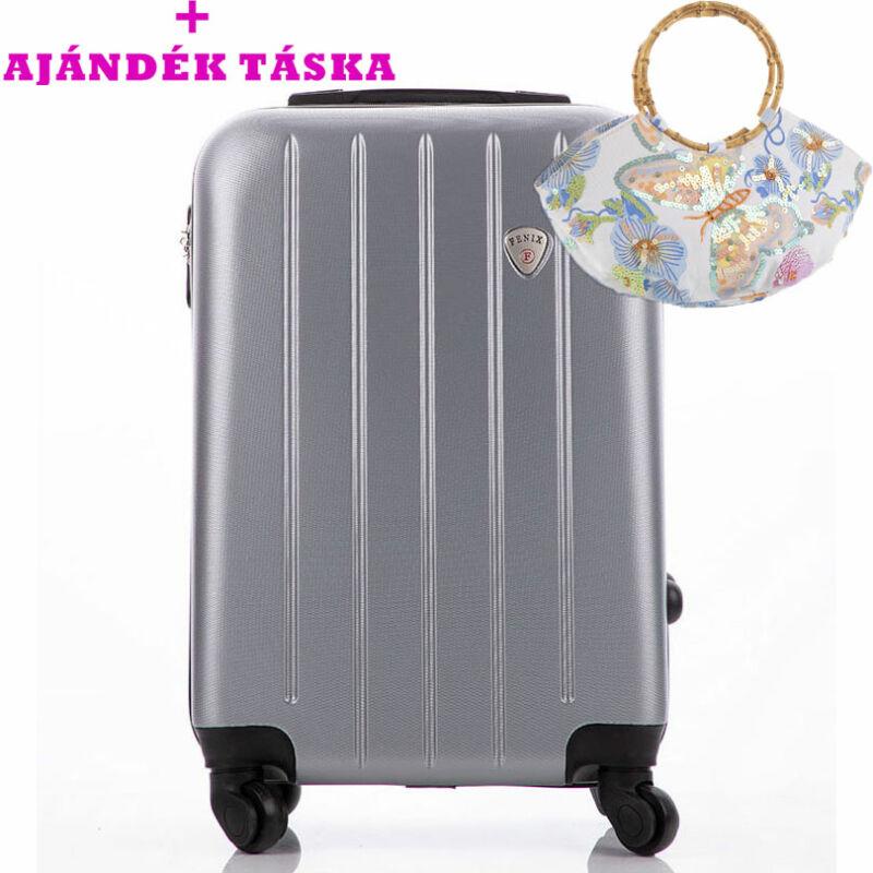 16fe8ebd367a FENIX Bőrönd kabin méret ÚJ WIZZAIR méret+ ajándék táska AKCIÓ Katt rá a  felnagyításhoz