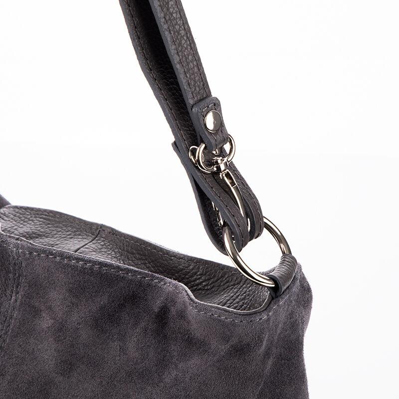 FAIRY Valódi velúrbőr női táska - Oldaltáska - Bőröndöt e688d7934f