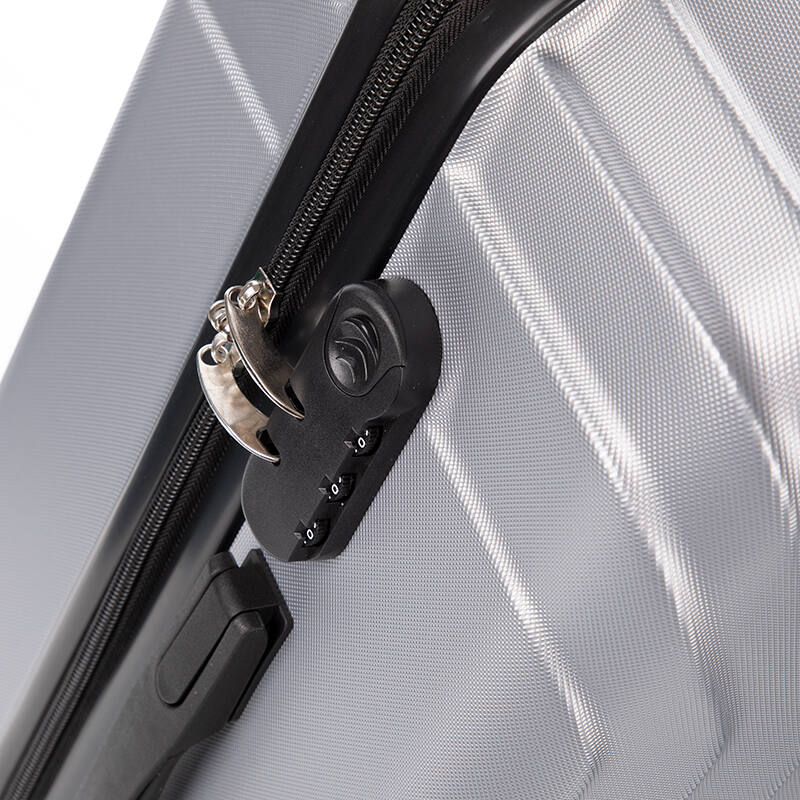 5c8c108af41c Leonardo Da Vinci 507 Kabin Bőrönd Ezüst színben - Wizzair méretű ...