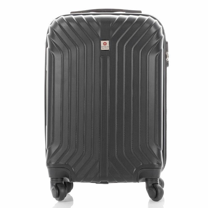 c5bdb8e95baa Leonardo Da Vinci 507 Kabin Bőrönd Fekete színben Katt rá a felnagyításhoz