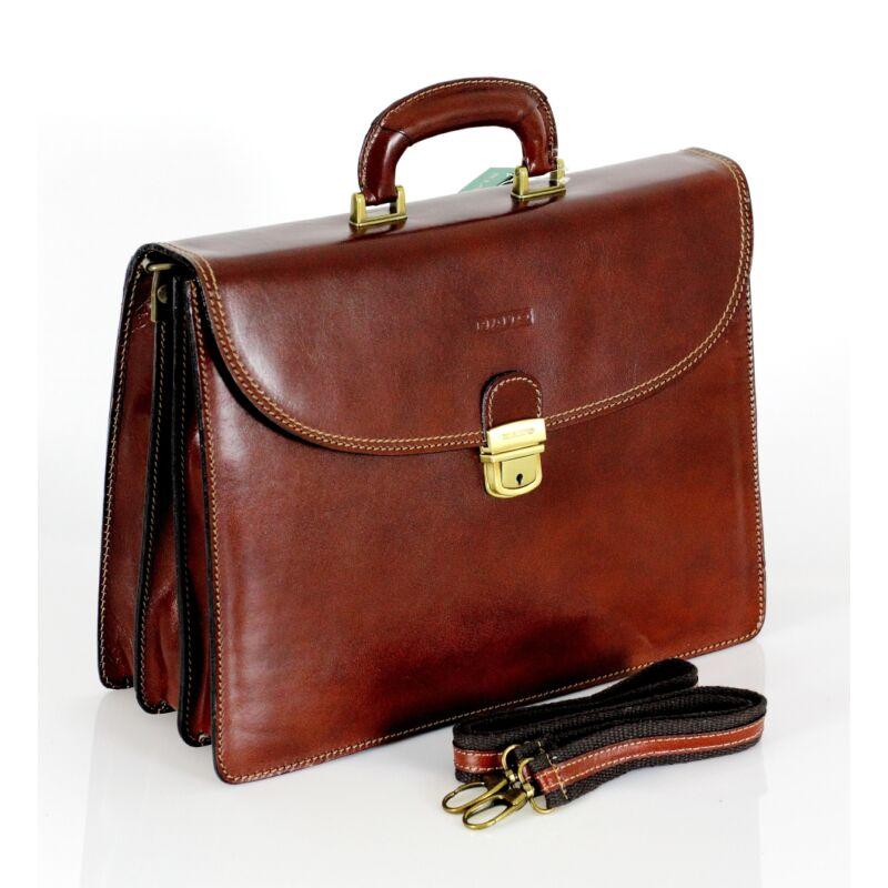 Rialto valódi bőr aktatáska 3 részes 8-669 - Aktatáska - Bőröndöt ... 0dd5972677