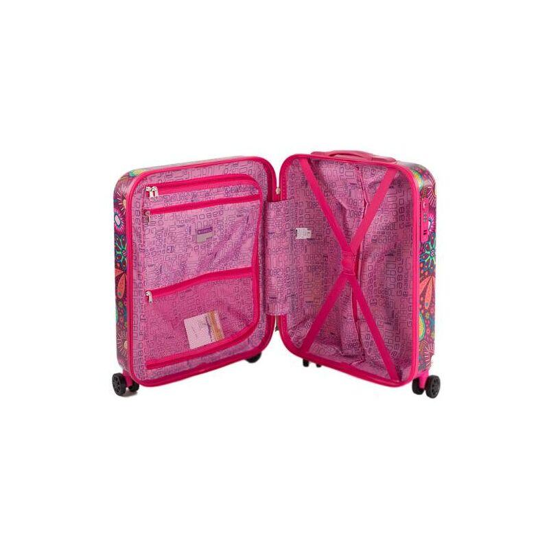 0fb59053a217 Gabol kabinbőrönd GA-221904KB - Kemény bőrönd - Bőröndöt, koffert ...