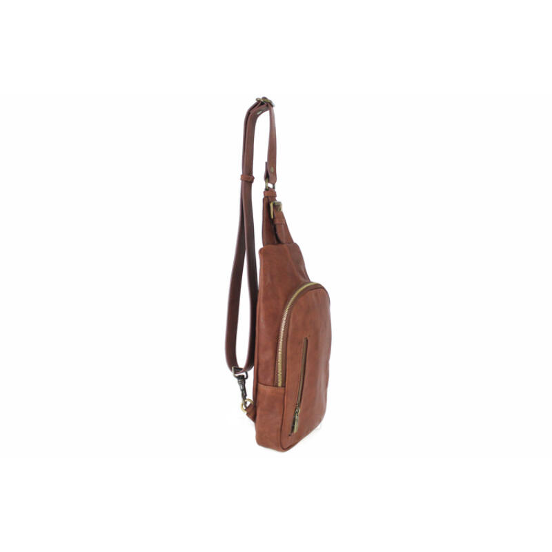 Valódi bőr testtáska - Válltáska - Bőröndöt 7898ea55e3