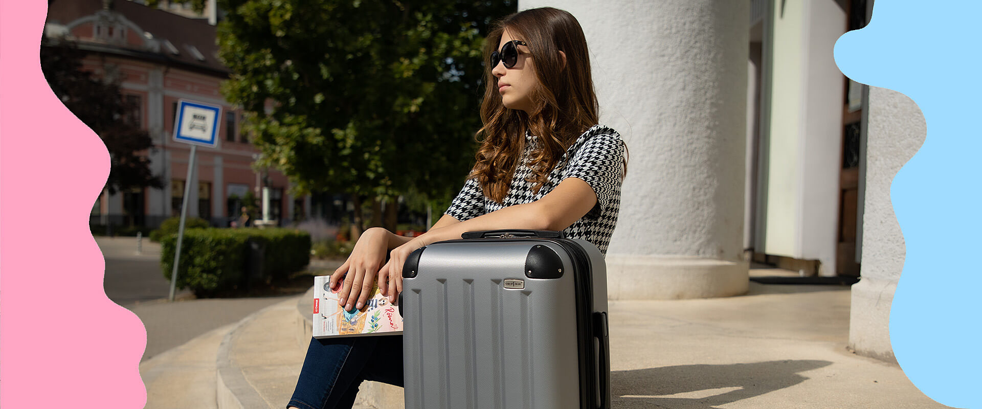 Gold State kabinbőröndök